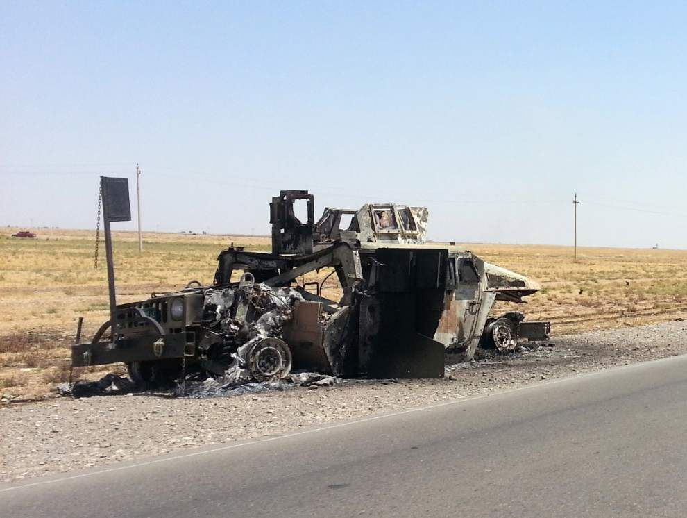 U.S. sending 300 advisers to Iraq _lowres