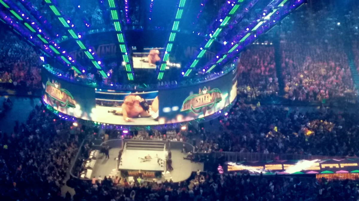 After WrestleMania crowd rejects main event, what's next for Roman Reigns?_lowres