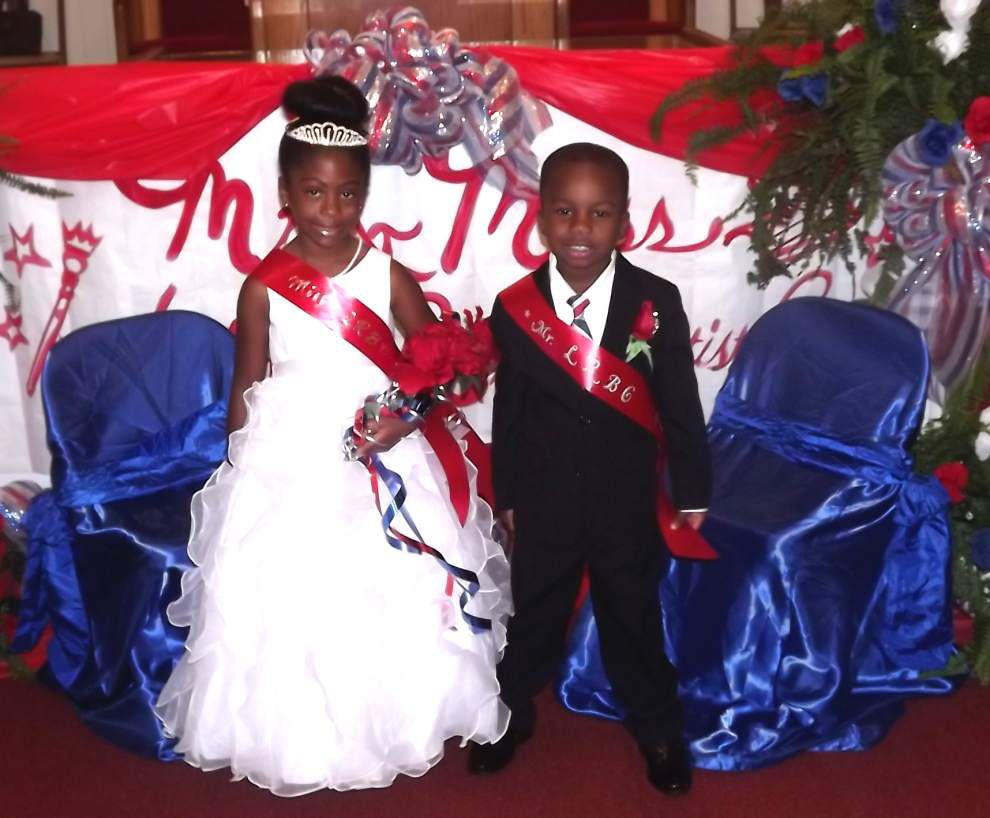 Mr., Miss Little Rock Baptist crowned _lowres