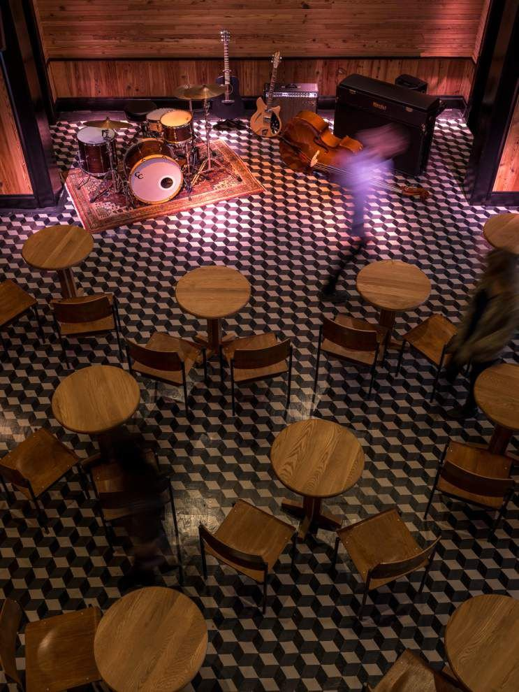 With records in rooms and respectable music lineup, Ace Hotel chain puts its spin on New Orleans _lowres