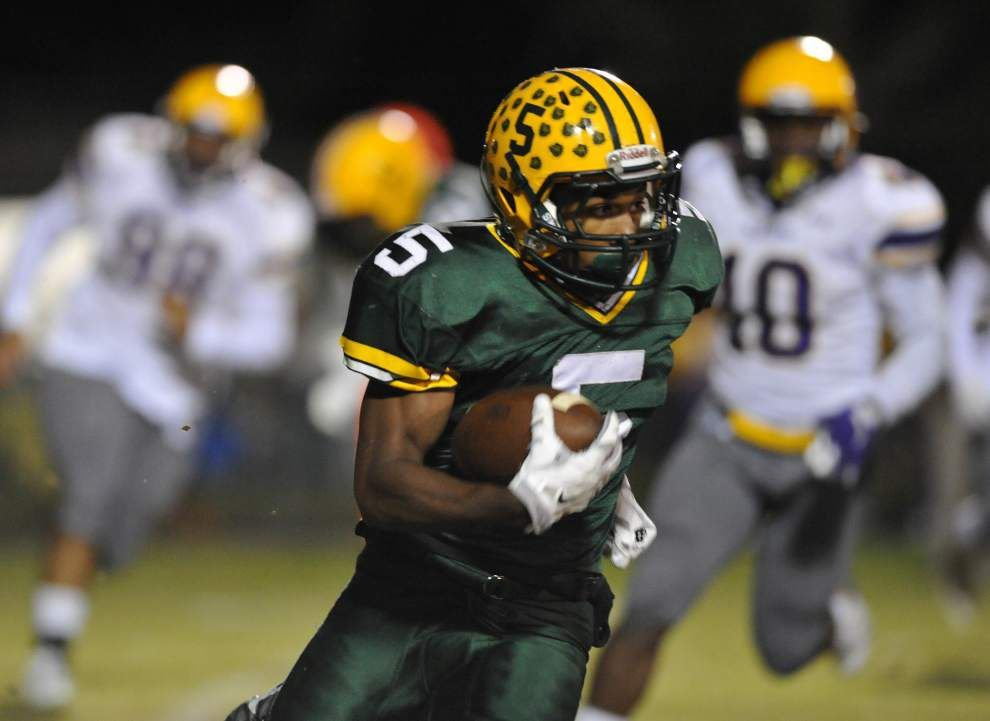 Cecilia's Raymond Calais leads the way on LSWA's Class 4A all-state team _lowres