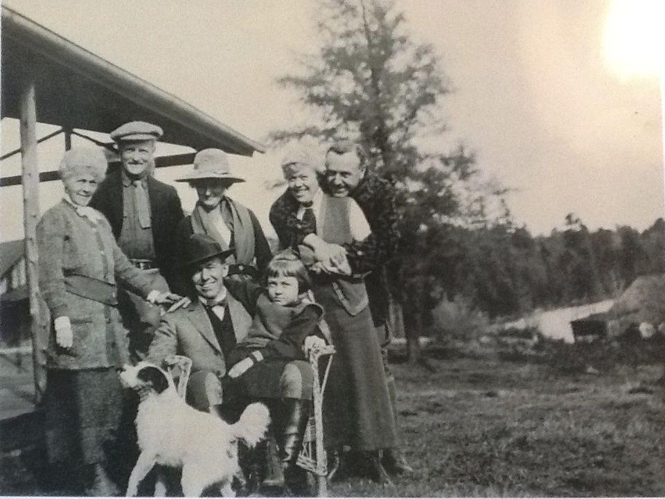 Conner, Pershing and Marshall at Brandreth Lake - 1919.jpg