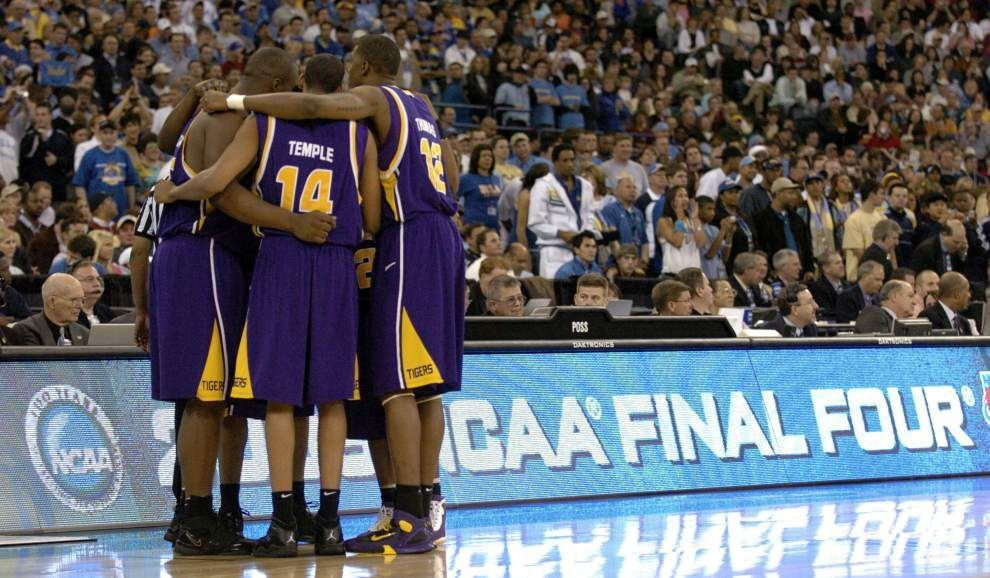 Rabalais: As Final Four approaches, everything quiet on LSU basketball front, but must it be that way? _lowres