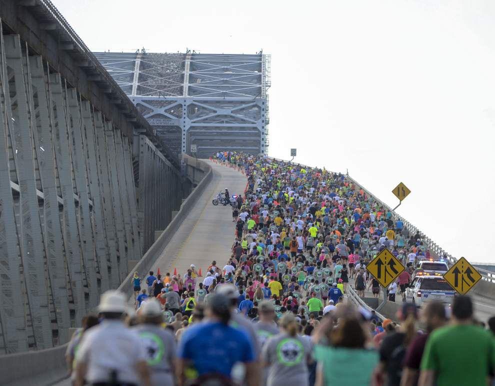 Around Jefferson: Register now for Huey P. Long Bridge Run _lowres