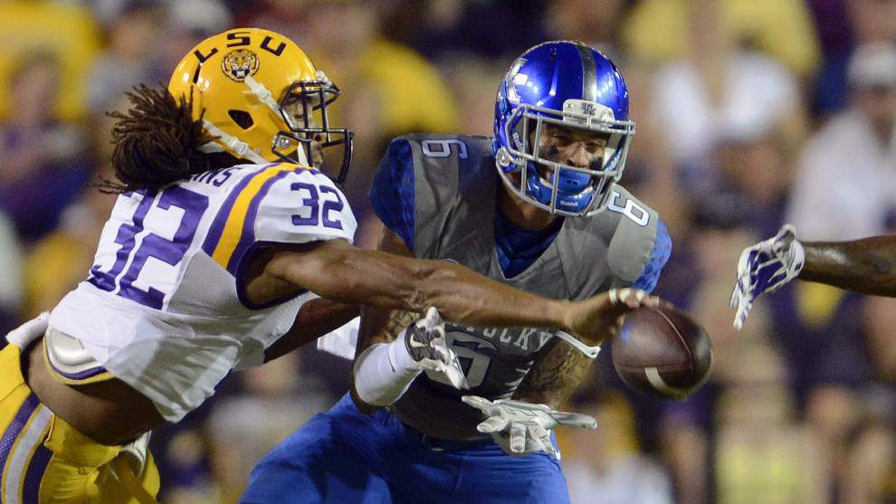 Photos: LSU vs Kentucky _lowres