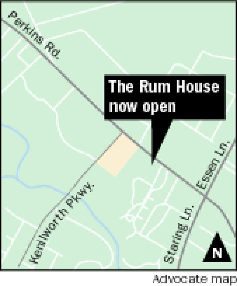 Rum House opens on Perkins Palms _lowres