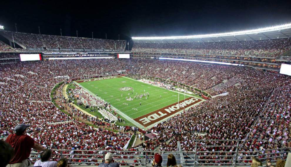 Latest info: Need tickets to LSU vs. Alabama? Prices dip, as low as $150 _lowres