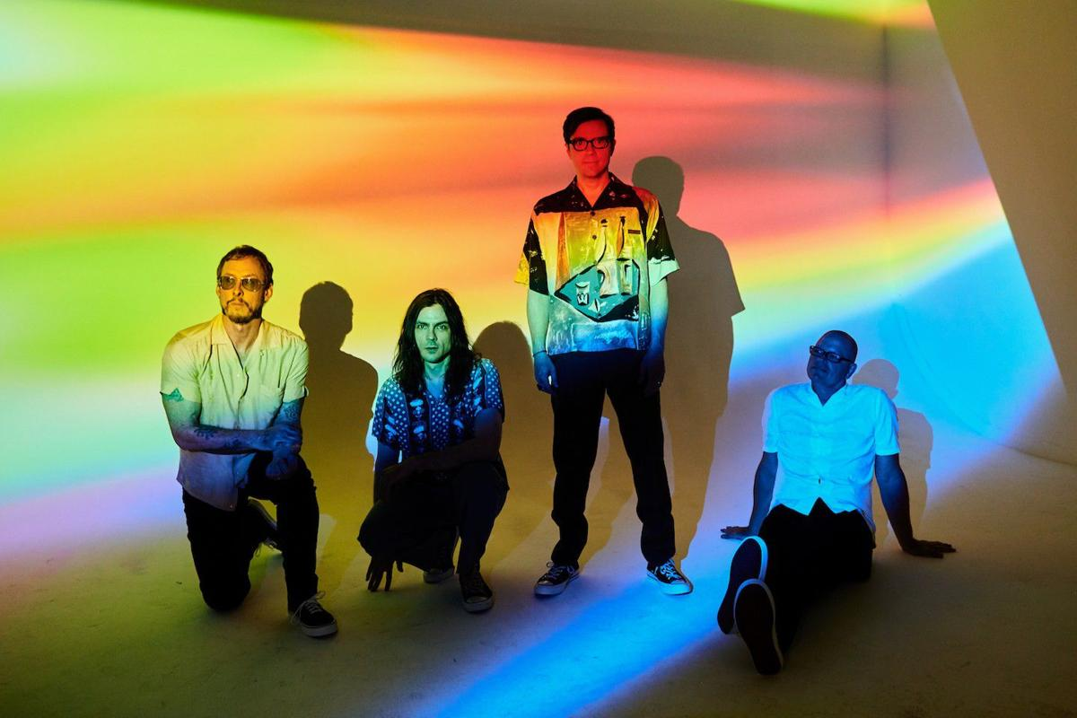 Weezer and Pixies co-headlining tour coming to New Orleans in 2018_lowres