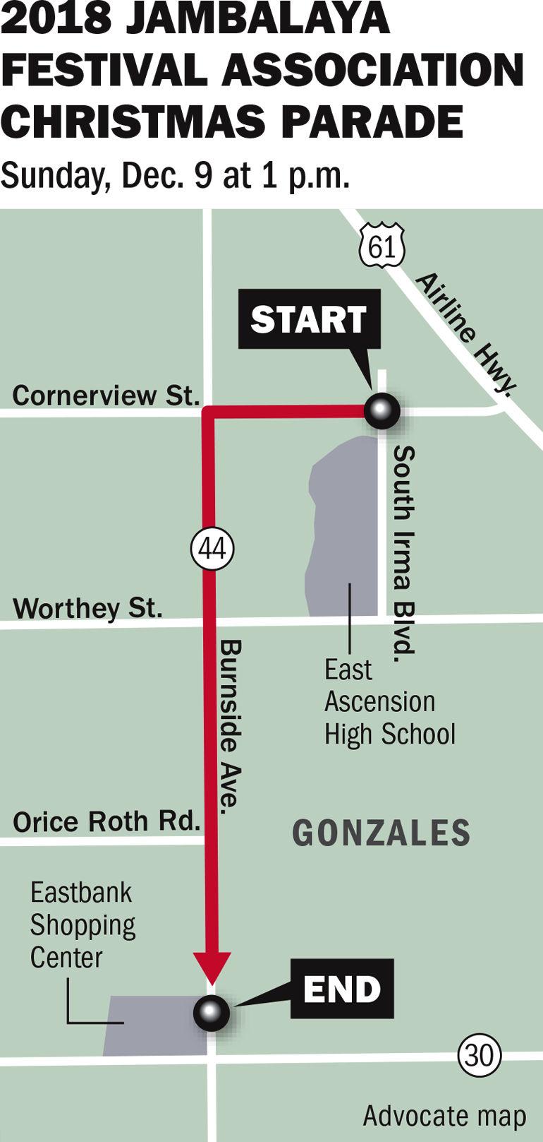 Gonzales Texas Christmas Parade 2020 Despite Gonzales Christmas Parade 'monkey wrench' on social media