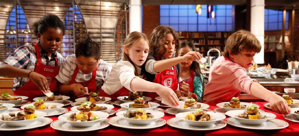 Rosemary lamb chop? Raspberry-mint lemonade? 'MasterChef Junior's' Avery Kyle, 9, of Baton Rouge can do that and more _lowres