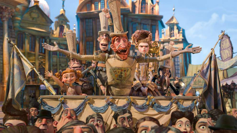 Review: 'Boxtrolls' is a gorgeous, animated gem _lowres