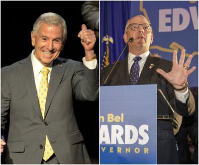 Eddie Rispone and John Bel Edwards STOCK (copy)