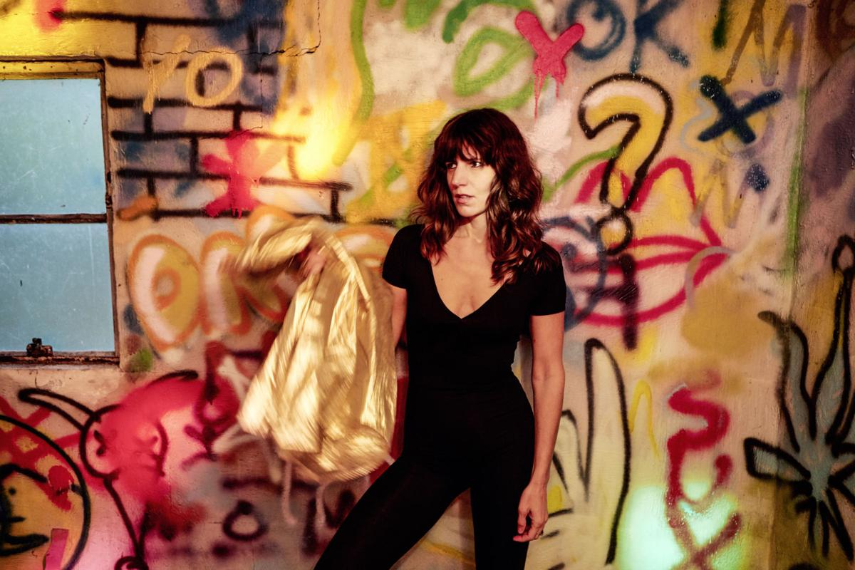 Eleanor Friedberger press photo for Red
