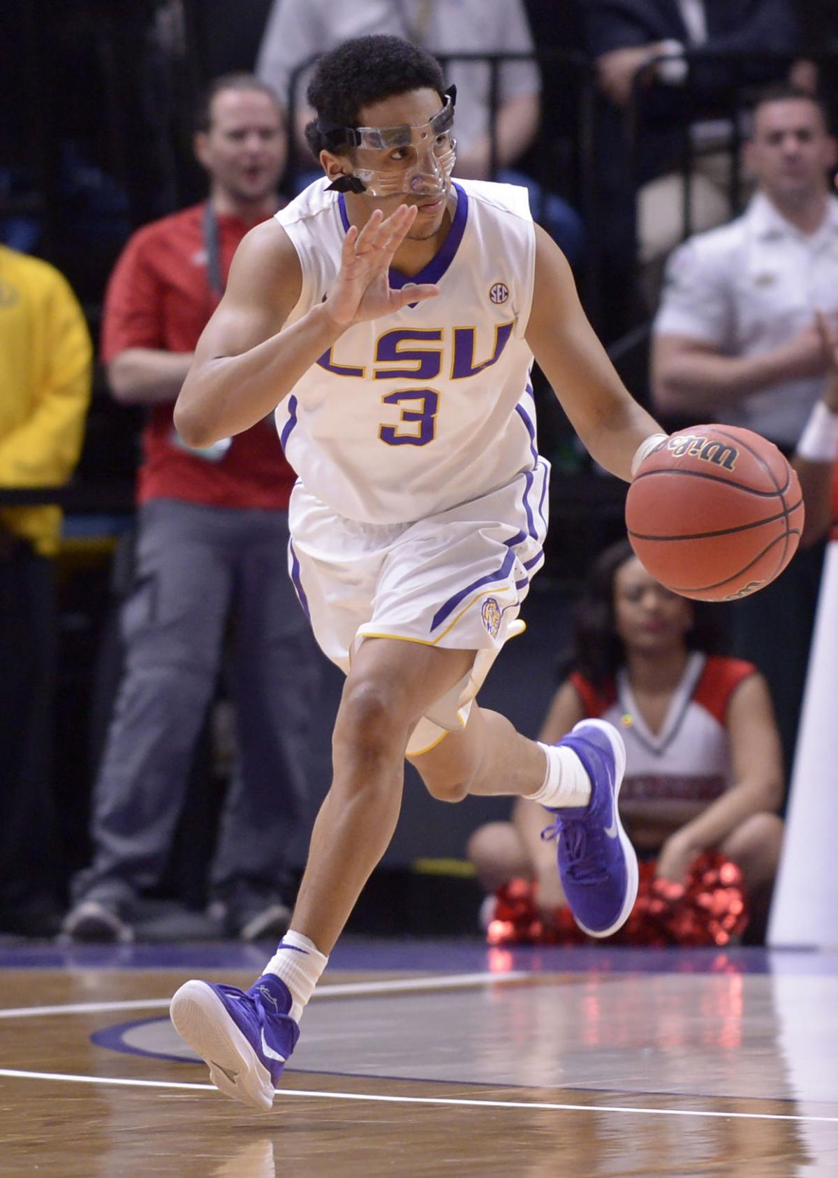 LSU's Tremont Waters named first-team preseason All-SEC by coaches and earns spot on Wooden ...