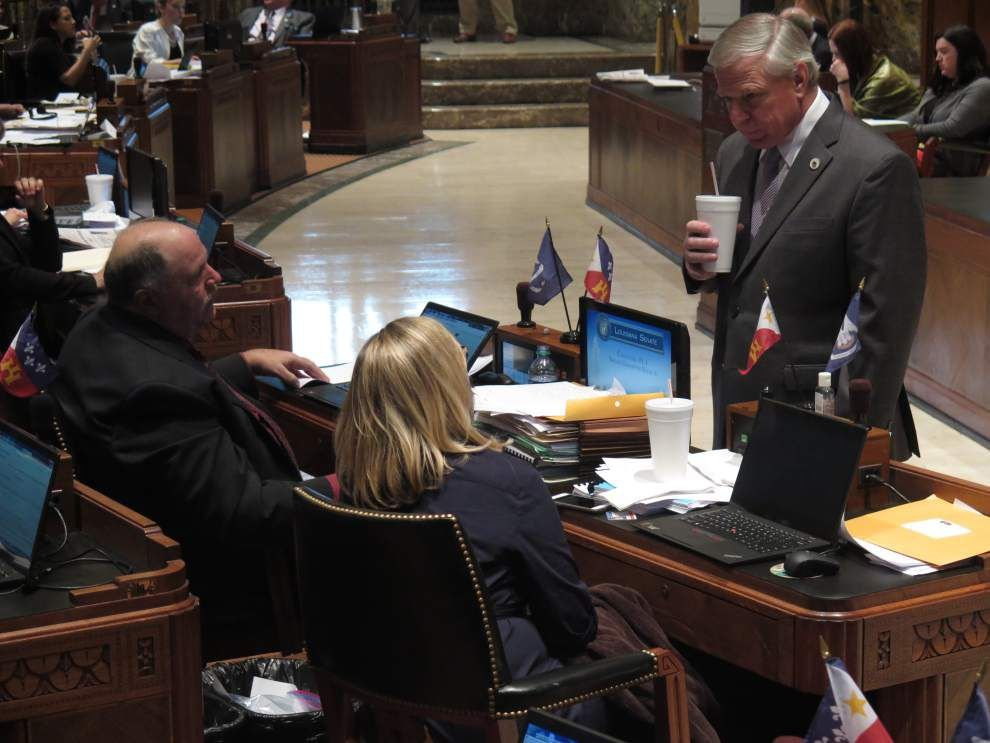 'Who's going to blink first?' Louisiana House, Senate waiting for other to act as special session nears March 9 end _lowres