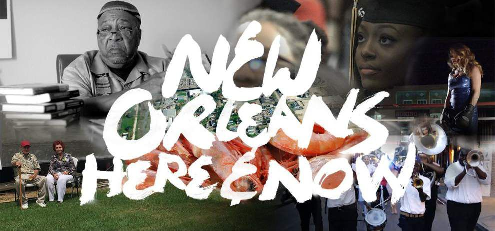 'New Orleans, Here & Now' chronicles residents' post-Katrina struggles, successes through six short films _lowres