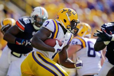 He Said What? LSU's Leonard Fournette talks Heisman hype, fan mail and more _lowres