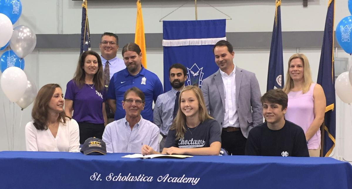 Kalmbach heads to play soccer at Mississippi College
