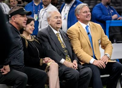 2192b62f0  An owner who understood   Saints legend Morten Andersen on why Tom Benson  was great for team