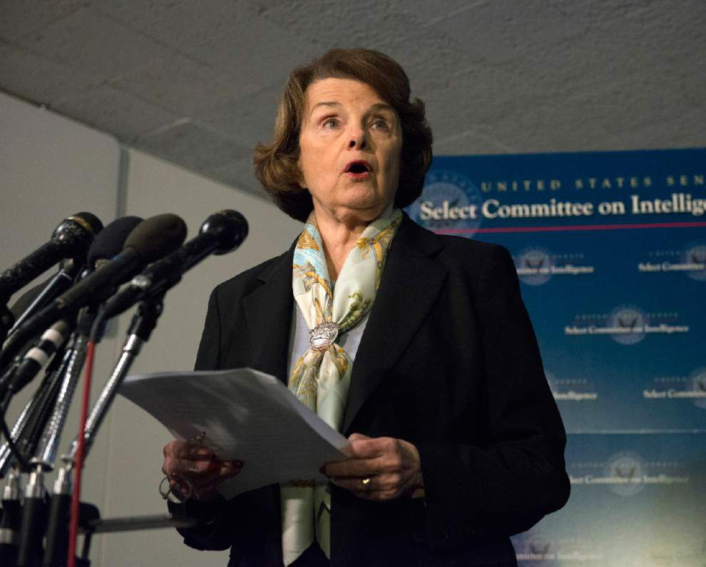 Senate committee OKs release of CIA torture report _lowres