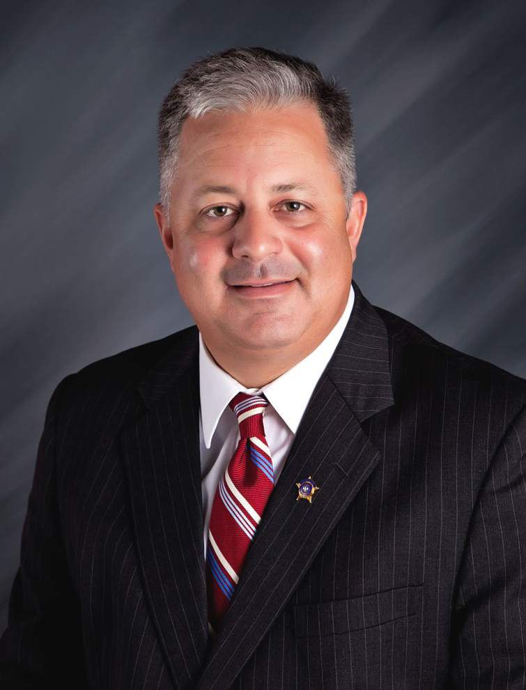Assumption Parish sheriff resigns; chief deputy to run agency until sheriff-elect takes office _lowres