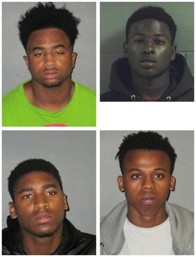 Rhoda Drive suspects