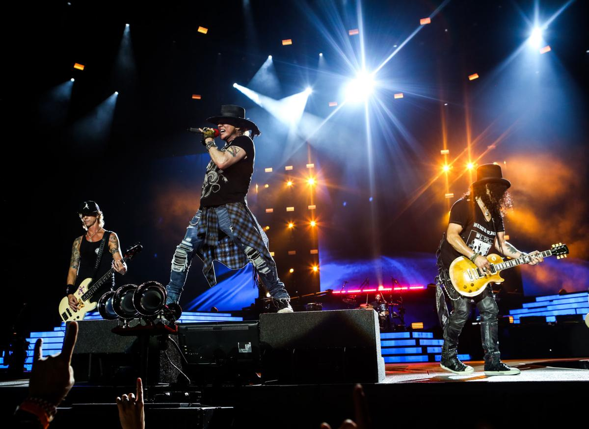 Voodoo Music Fest previews: Guns N' Roses, Brandi Carlile, The National and more