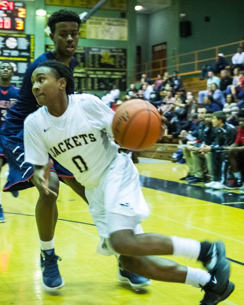 New Iberia's confidence on the rise; Yellow Jackets make seven 3-pointers in win over Comeaux _lowres
