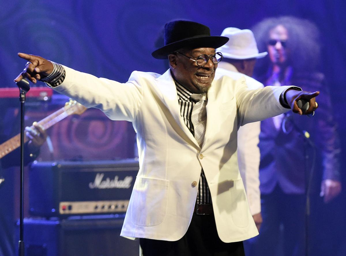 George Clinton copy for Red 122818