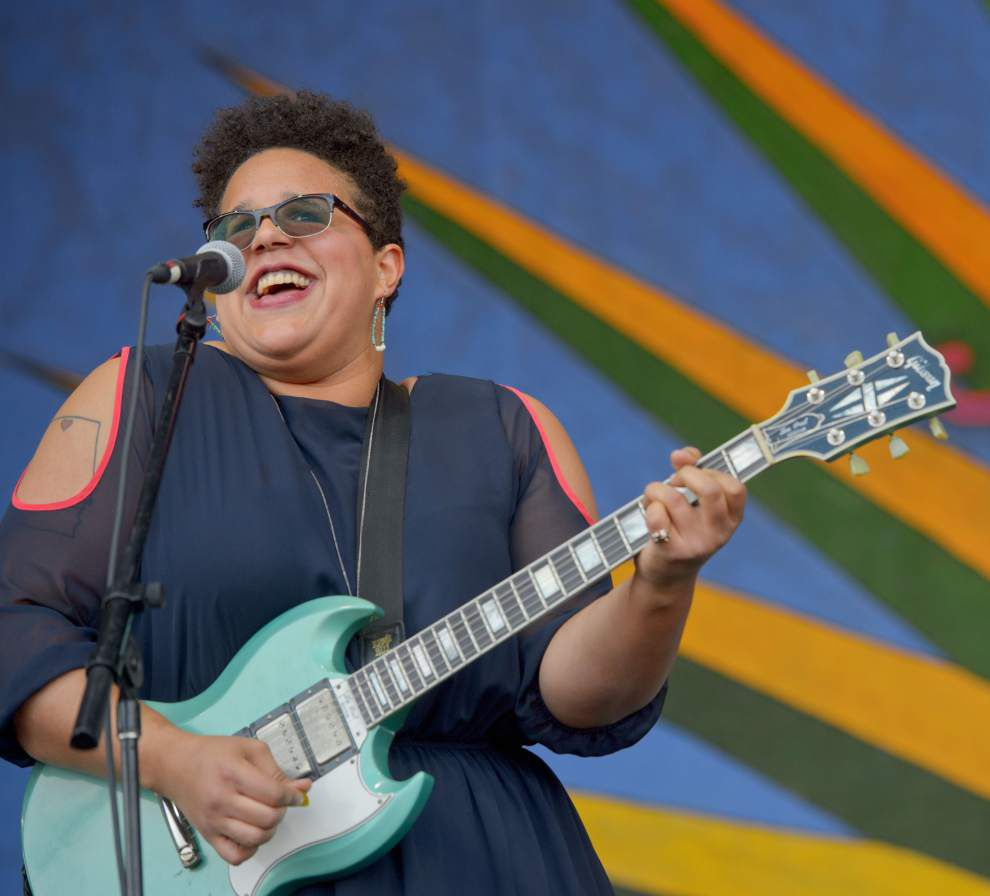 Alabama Shakes gives a powerful performance _lowres