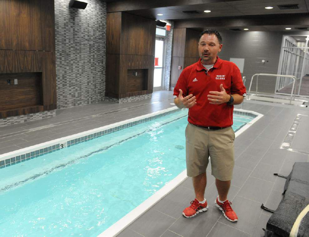 Little things make big difference in Louisiana-Lafayette's Student-Athlete Performance Center _lowres