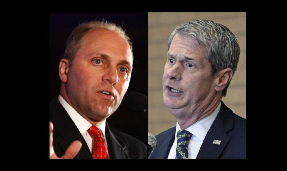 Quin Hillyer: U.S. House Majority Whip Steve Scalise, U.S. Senator David Vitter are working to help disabled workers _lowres