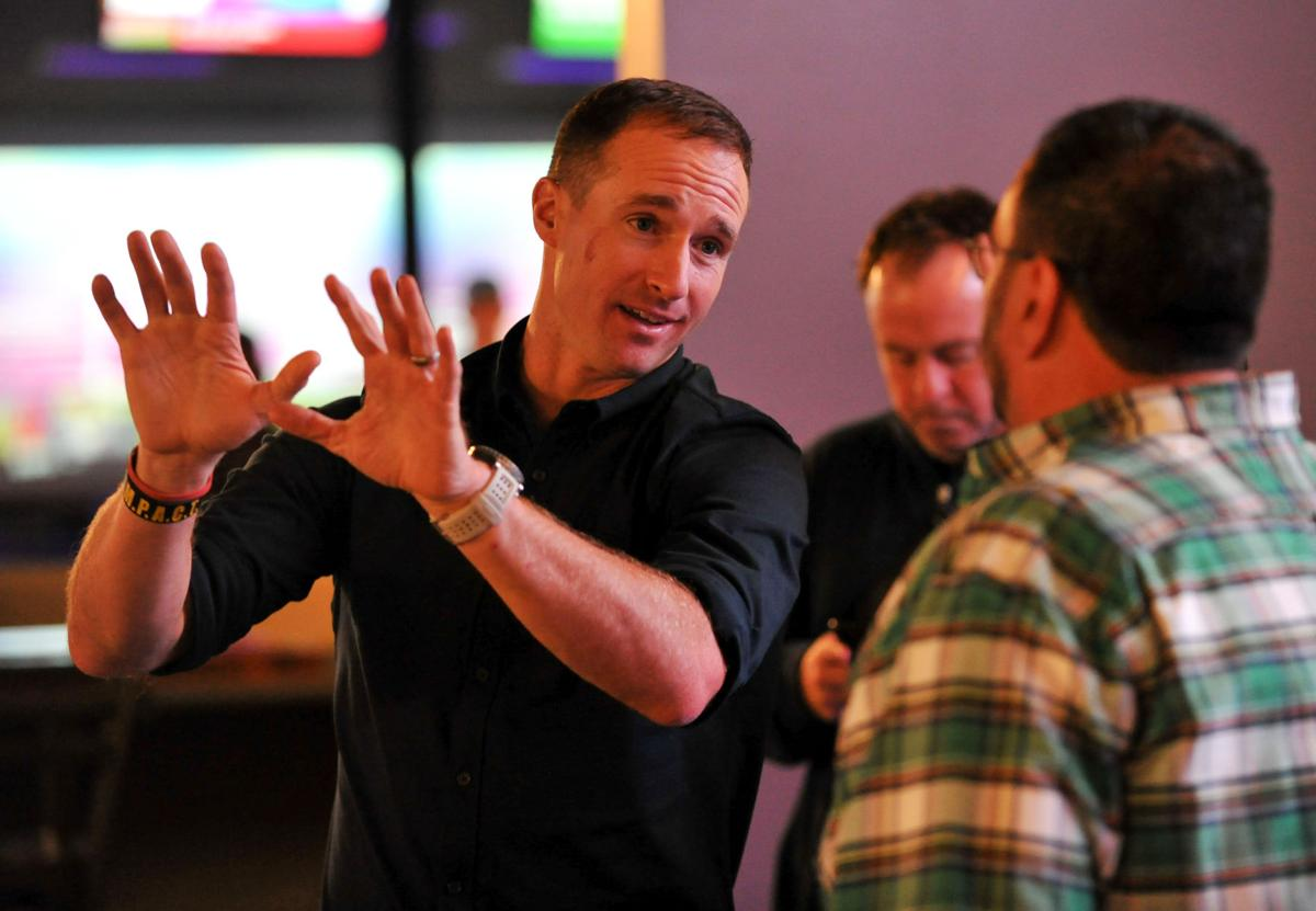 Surge Entertainment Center By Drew Brees To Open Saturday In