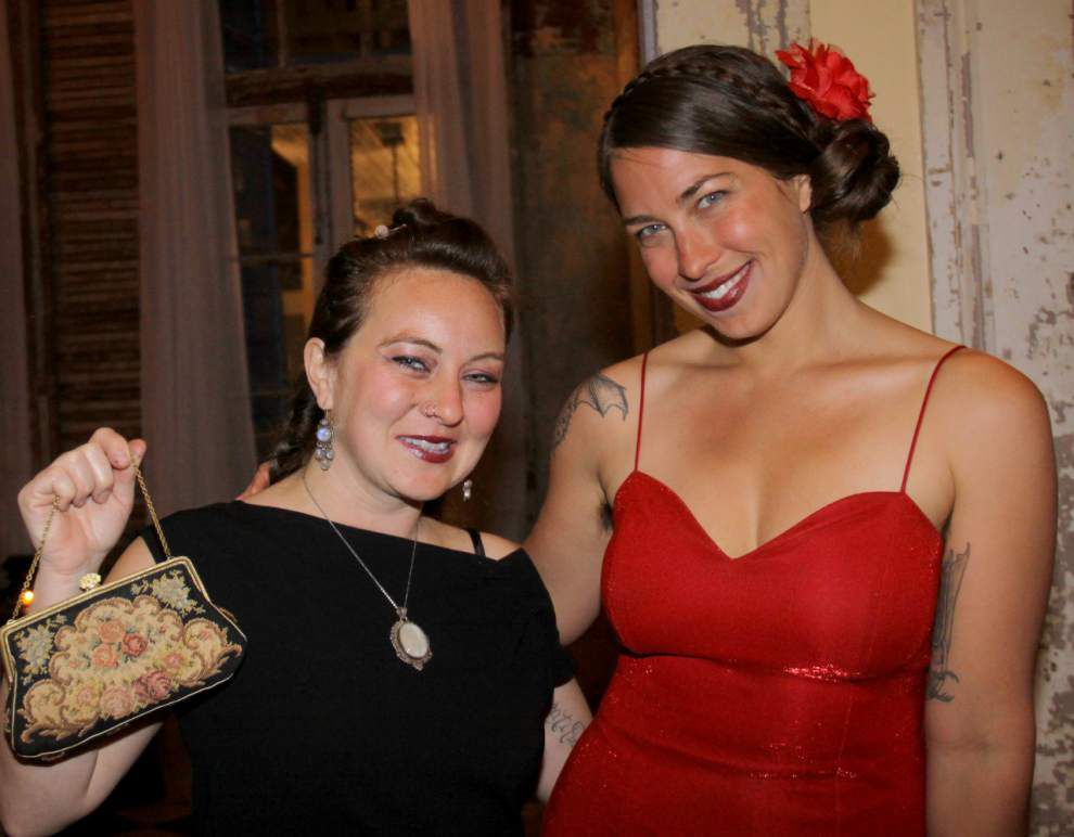Steven Forster's Party Central: Speakeasy Tango _lowres