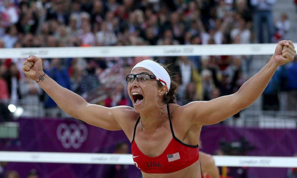 Misty May-Treanor among players in AVP New Orleans Open _lowres