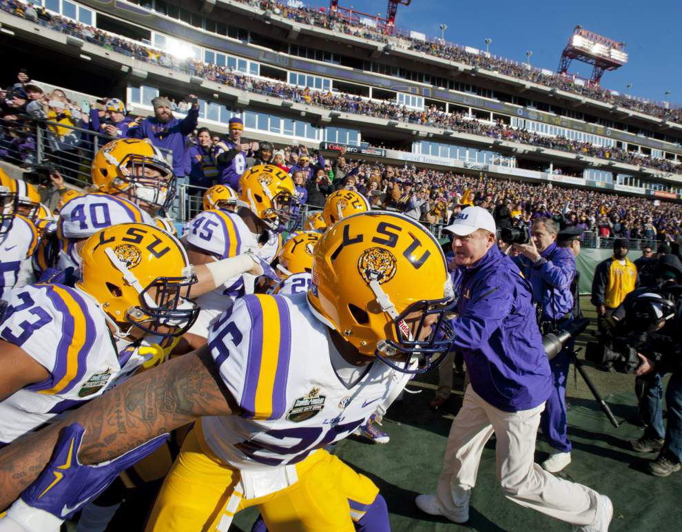 Video: LSU's 2015 class lacks linebackers, but the Tigers still net a recruiting class among the best in the nation _lowres