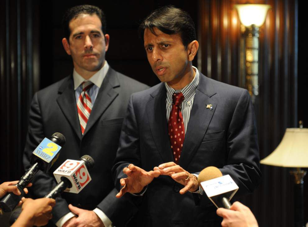 Former Louisiana health chief Bruce Greenstein indicted by grand jury for perjury _lowres