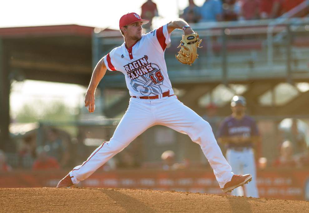 Cajuns' Guillory one-hits Demons _lowres