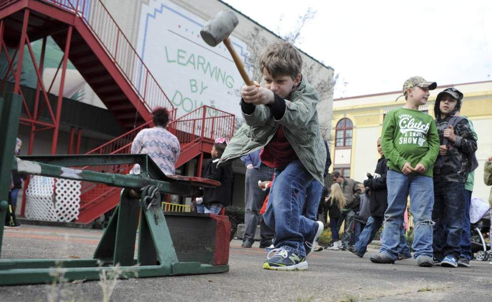 Photos: Lafayette museum celebrates 19th annual New Year's Noon Carnival _lowres
