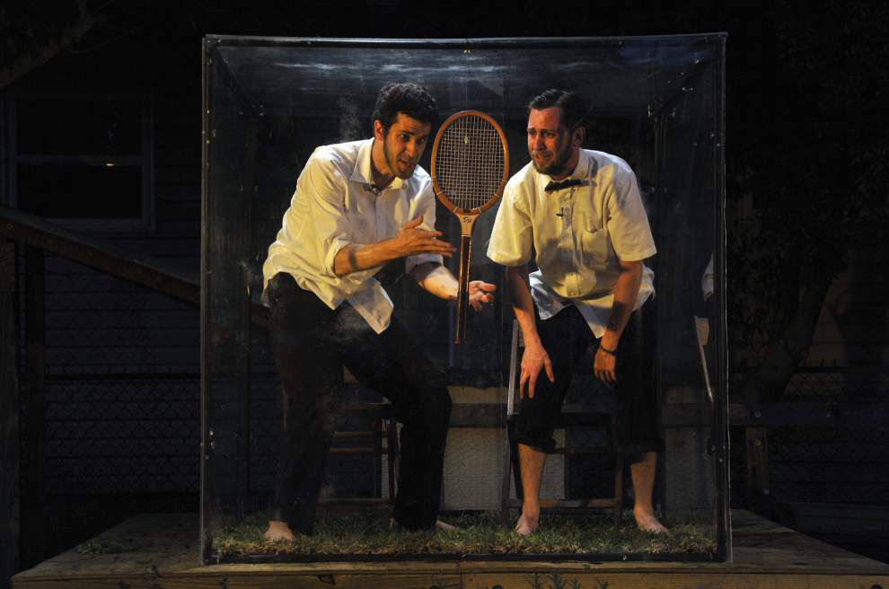 'InFringe' is a new stage for the downtown theater scene _lowres