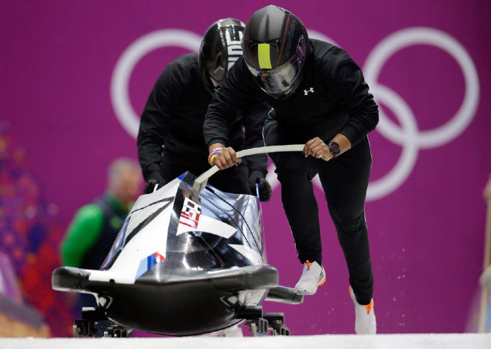 Lolo Jones has plenty to complain about in Sochi _lowres