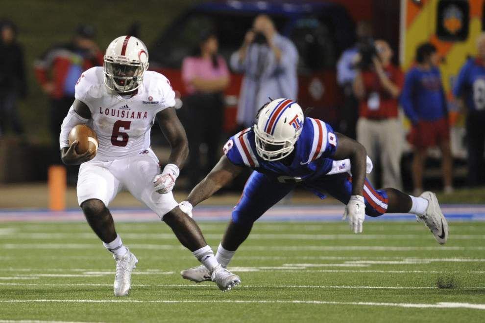 Louisiana Tech hands Cajuns 43-14 lopsided loss Saturday _lowres