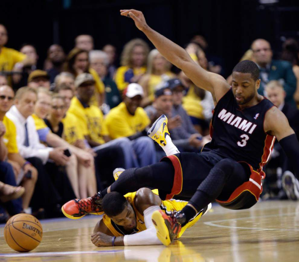 Lineup questions on Paul George, Greg Oden await answers _lowres