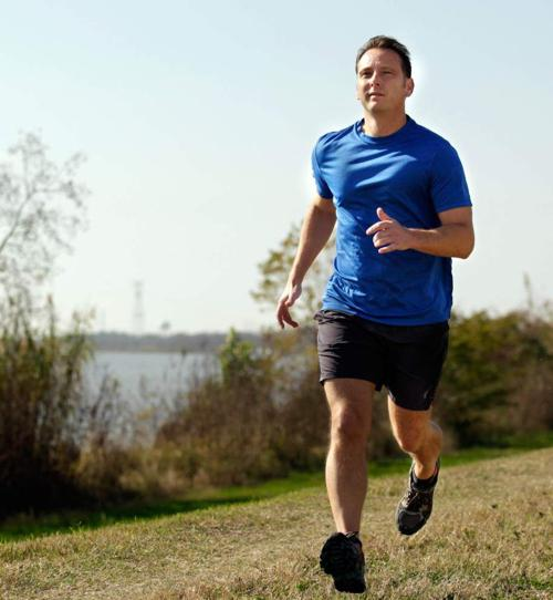 Crescent City Classic: Belle Chasse Academy teacher Thomas Schiffer running well to live well _lowres