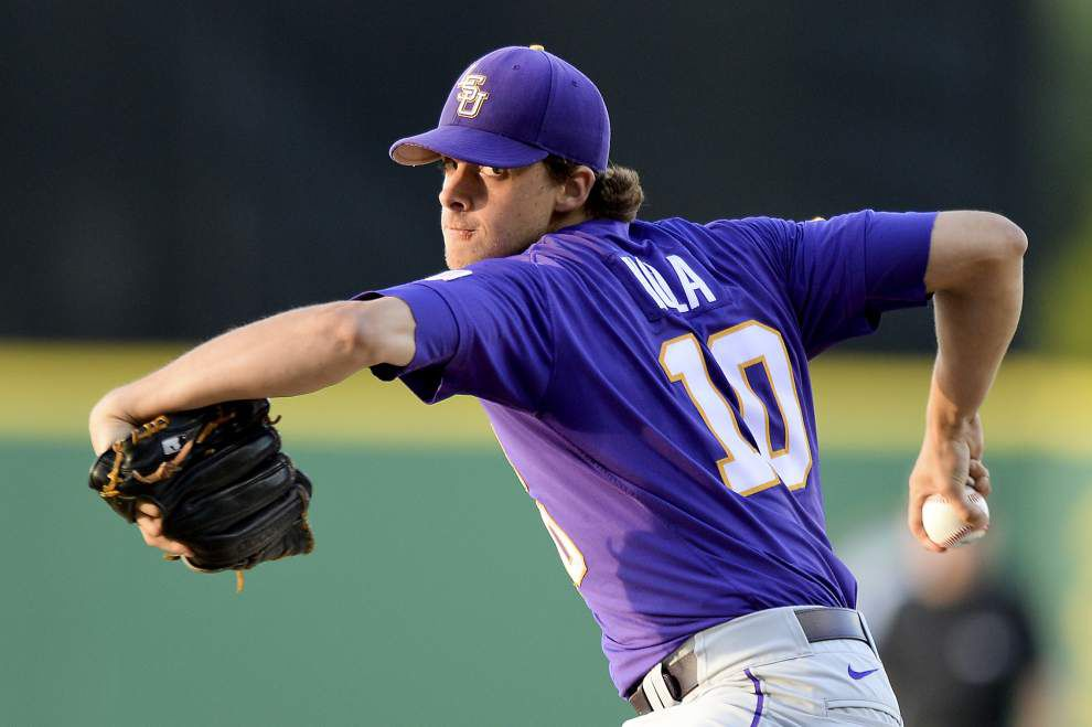 Baton Rouge regional (LSU 5, Houston 1 FINAL) _lowres