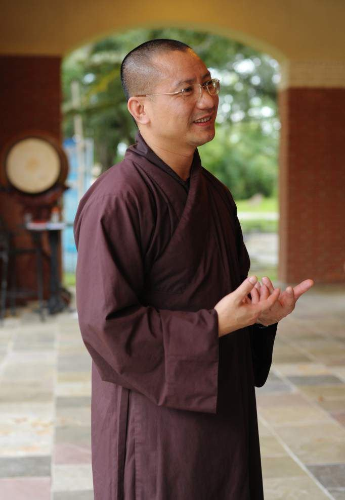Baton Rouge Buddhist temple to celebrate anniversary _lowres