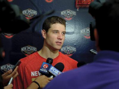 Pelicans' Jimmer Fredette is off to a strong start in the preseason _lowres