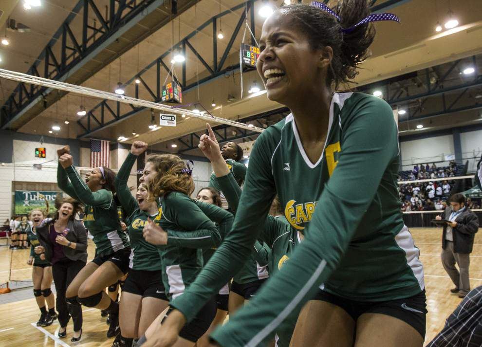 Photos: Day 2 of the LHSAA State Volleyball Championships _lowres