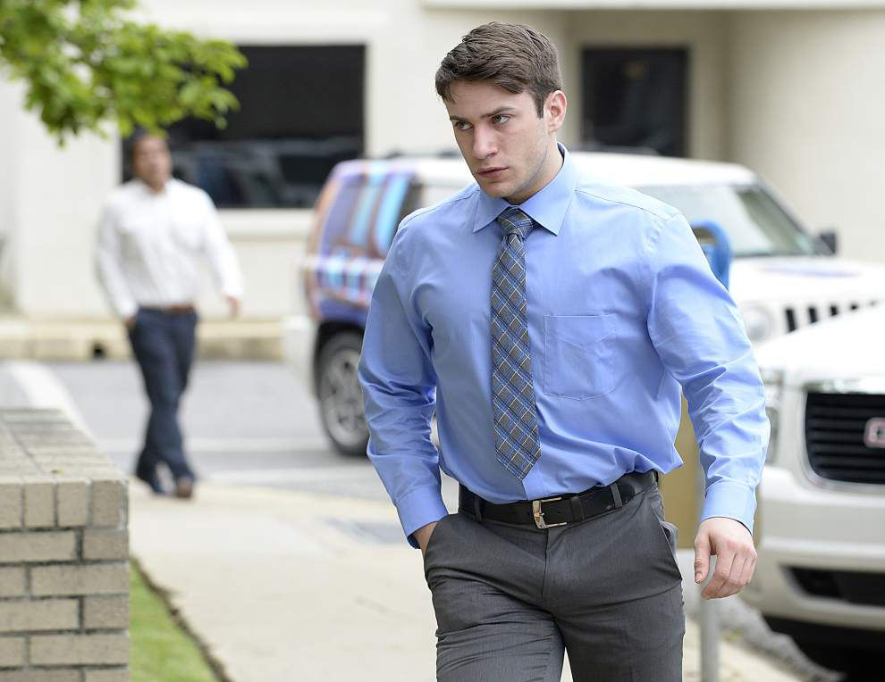 Seth Fontenot faces re-sentencing in Lafayette shootings; unclear if he'll get prison term longer than 13 months as he heads back to court _lowres