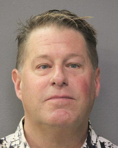 Lafayette Marshal Brian Pope booked, released after felony indictment (copy)